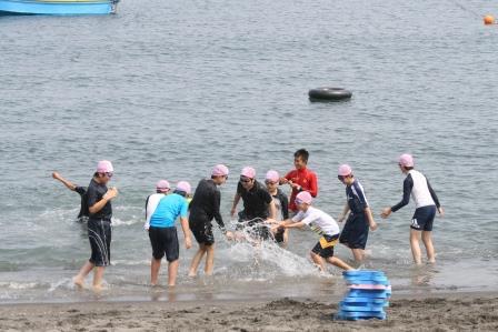 ③水泳実習
