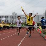 体育祭の花形「FINAL RUN」
